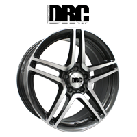DRC Alloy Wheels