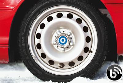 Steel Wheels for Winter Use