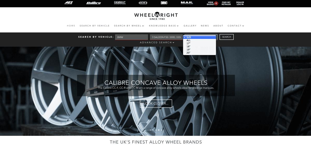 New Wheelwright Website